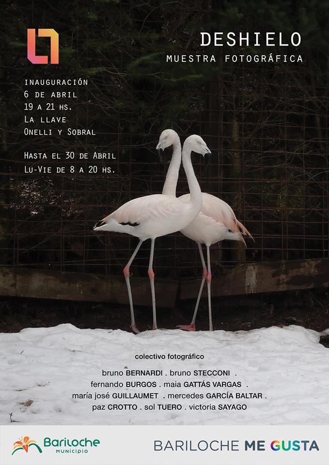 3d7ce1de02 Escuela de arte La Llave - Inauguración muestra de Abril