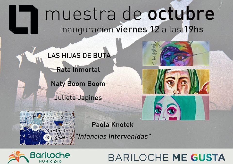 bb0a7ad524 Escuela de arte La Llave - Inauguración Muestra de Octubre