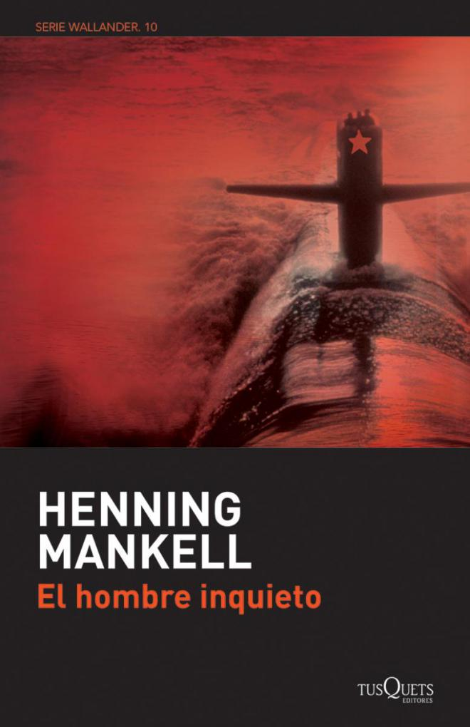 Libros Para Descargar El Hombre Inquieto Henning Mankell Inspector Wallander